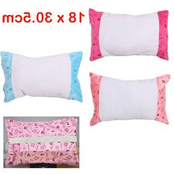 1 x Sublimation Blanks Neck Pillow Case Cushion Cover Child