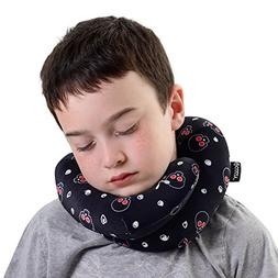 BCOZZY Kids Chin Supporting Travel Neck Pillow - Supports Th