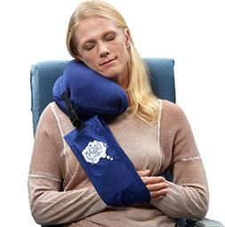 DreamSling - The World's First Sling Travel Pillow - Multi-p