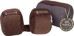 Kuhi Comfort Original Travel Pillow 2 Luxurious Cushions tha