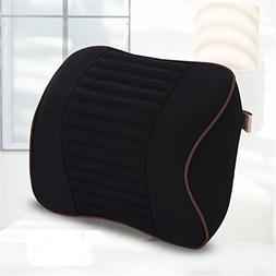 Neck Pillow Colorful Memory Foam Cushion Neck Support for Ca