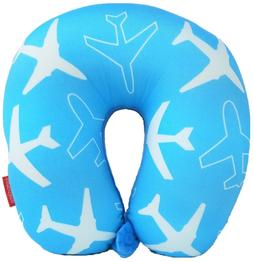 New Style Print For 2018 U Shaped Micro-Bead Travel Pillow N