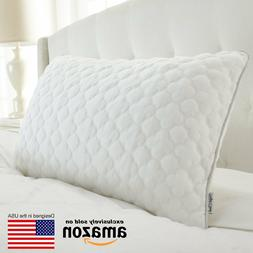 Perfect Cloud Double Airflow Memory Foam Pillow by Featuring