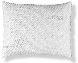Pillows for Sleeping, Hypoallergenic Bed Pillow for Side Sle