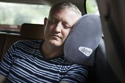 Wolli- The Window Seat Headrest Pillow Perfect for Car Train