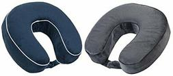 World's Best Cushion-Soft Memory Foam Neck Pillows Variety P