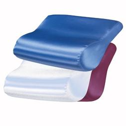 Ab Contour Pillow Satin Cover - Cervical Pillow. Neck Pillow
