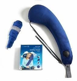 Travelrest All-in-One Travel, Neck&Body Pillow - Attaches to