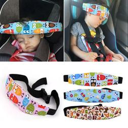 Baby Car Seat Safety Headrest Pillow Sleeping Head Support P