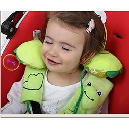 Inchant Baby Toddlers Head Neck Support Headrest and Safety