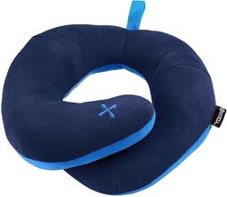 bcozzy chin supporting patented travel pillow prevents