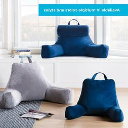 Bed Pillow Chair Rest Lounger Backrest Cushion Back Support