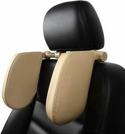 Car Seat Headrest Pillow Adjustable Head Neck Support Rest S