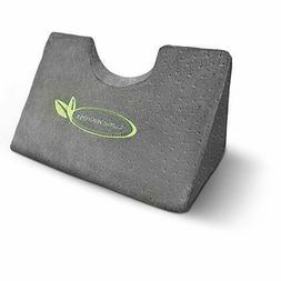 Cervical Traction Chiropractic Wedge Pillow - Neck and Shoul