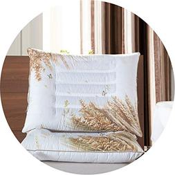 cotton pillow slow rebound health