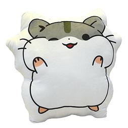 Auspicious beginning Cute Hamster Double-side Printing Toys