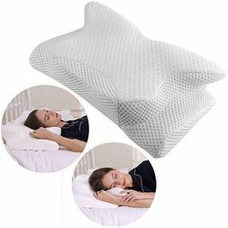 Cervical Pillow Contour Pillow for Neck and Shoulder Pain, C