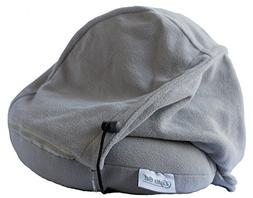 Lights Out - The First Block Out The World Travel Pillow -