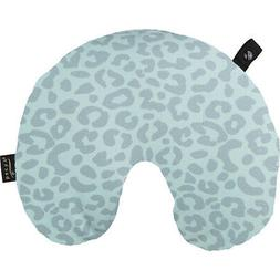 Bucky Fun Fur Neck Pillow with Snap & Go 6 Colors Travel Com