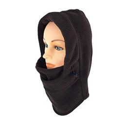 Newest and Functional 6 in 1 Neck Warm Helmet Winter Face Ha