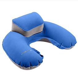 GUAngqi Portable Travel Cushion Inflatable Neck Cushion U Sh