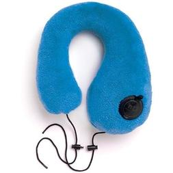 Bucky  Gusto Inflatable Travel Pillow,Sapphire,One Size