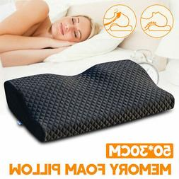 Health Care Cervical Neck Support Pillow Memory Foam Pain Re