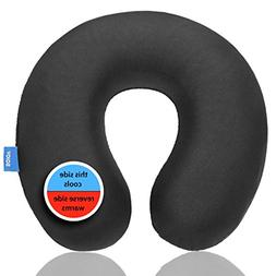 Sojoy iGelComfort Gel Cushion/Memory Foam Neck Support Warm/