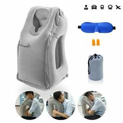 SmartDer Inflatable Travel Pillow, Airplane Pillow, Neck Pil