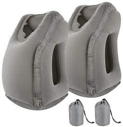 Inflatable Travel Pillow, Airplane Pillow,Travel Pillows for
