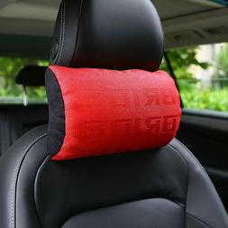 JDM Racing BRIDEE Car Pillow Neck Gradation Decor Headrest b