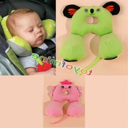 Kid Toddler Car Seat Travel Neck Saver Protector Head Suppor