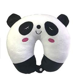 Kids Animal Travel Neck Pillow for The Airplane, car, Train