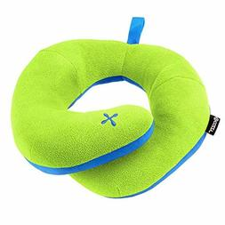 BCOZZY Kids Chin Supporting Travel Pillow- Keeps The Child's