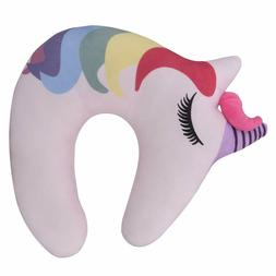 Kids Supporting Animal Travel Neck Pillow Support The Head,