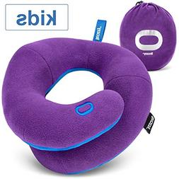 BCOZZY Kids- Travel Pillow- Supports Child's Head, Neck & Ch