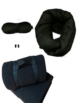 Delta Deluxe Confort KIT_Eternity Travel Pillow + 3D Sleep M