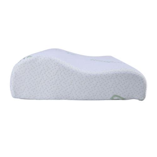 2-Pack Memory Premium Bed Pillows for Neck Relief