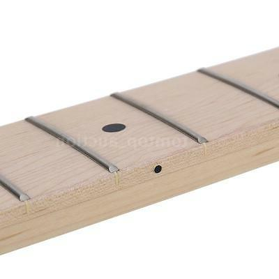 22 Electric Maple Neck Fingerboard for
