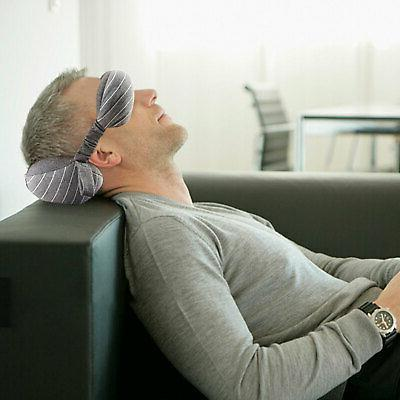 2in 1 Neck pillow Mask Cushion Nap for