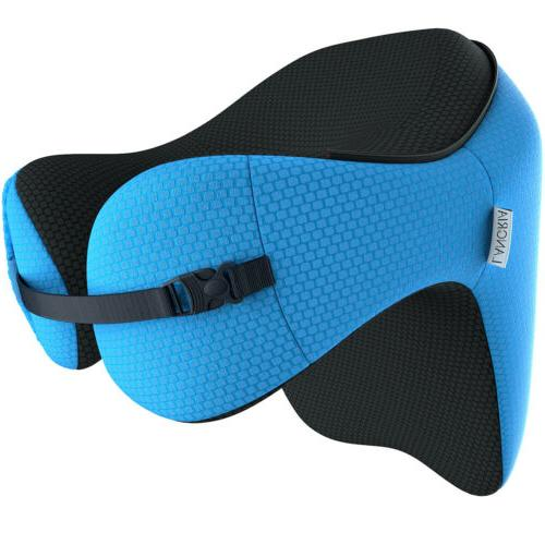 NEW Memory Foam U Shaped Travel Pillow Neck Support Airplane