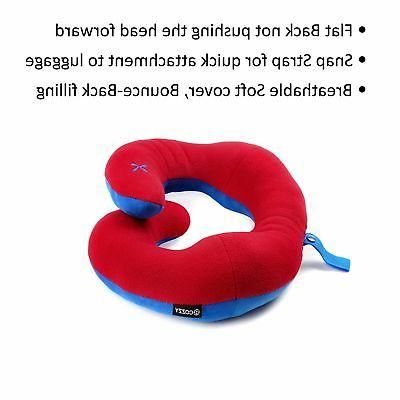 BCOZZY Support Travel Pillow Head, &