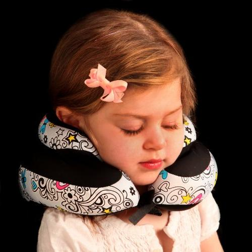 Cabeau Kid's Evolution Micro Jr Pillow - The with 360 Neck -