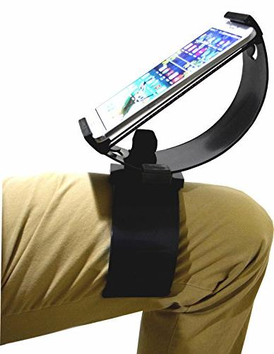 Clamp Universal Tablet Phone Holder and the Bed for 2 12