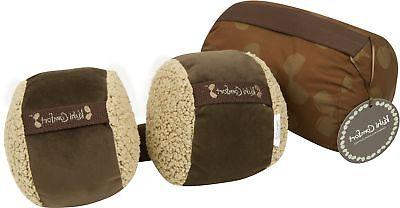 Kuhi Comfort Original Travel Pillow in Convenient Carry Case