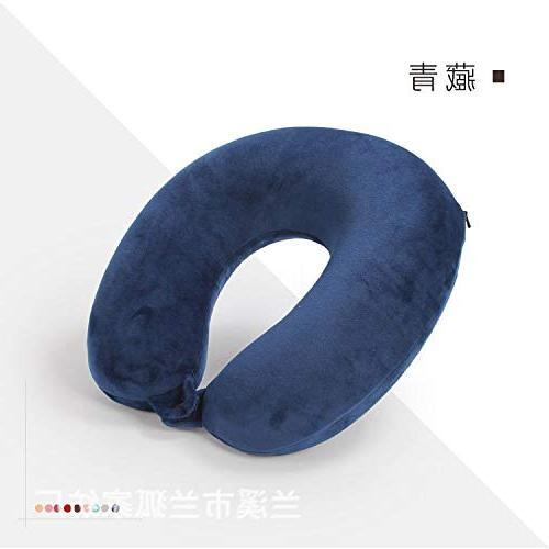 Travel Pillow,Slow Rebound Neck Pillow,Memory Cotton u-Pilla