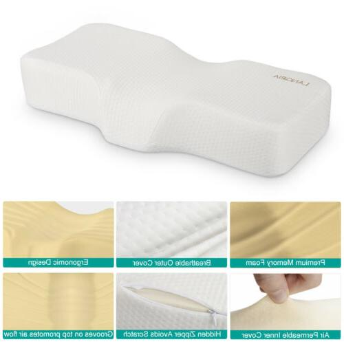 anti snore high density memory foam bed