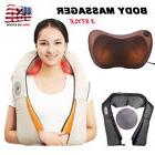 back and shoulder shiatsu massager electric neck
