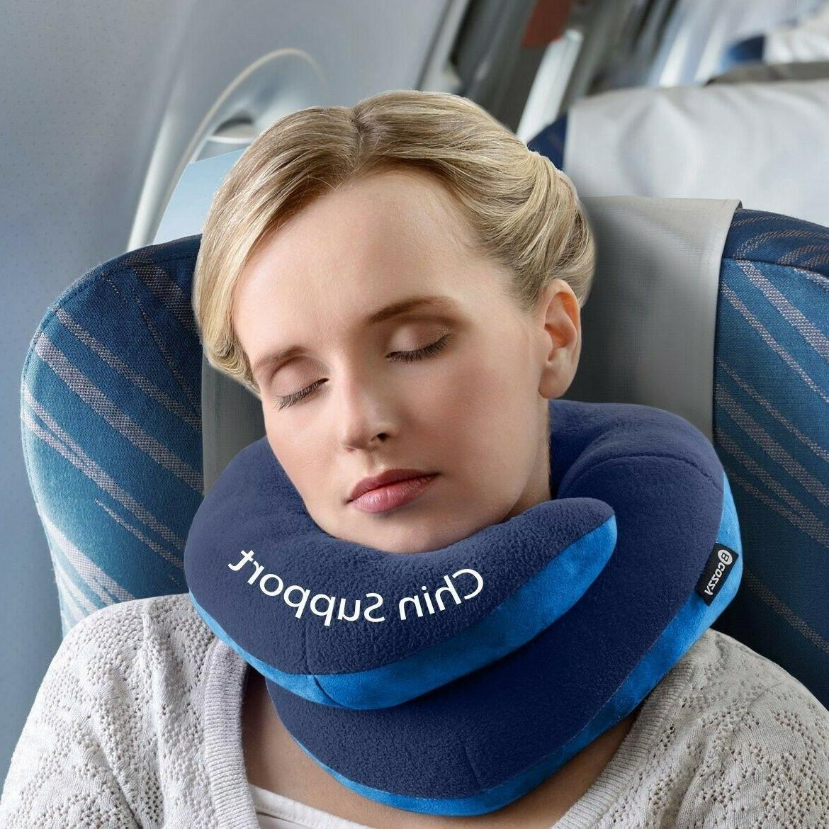 Travel Pillow Prevents The Head