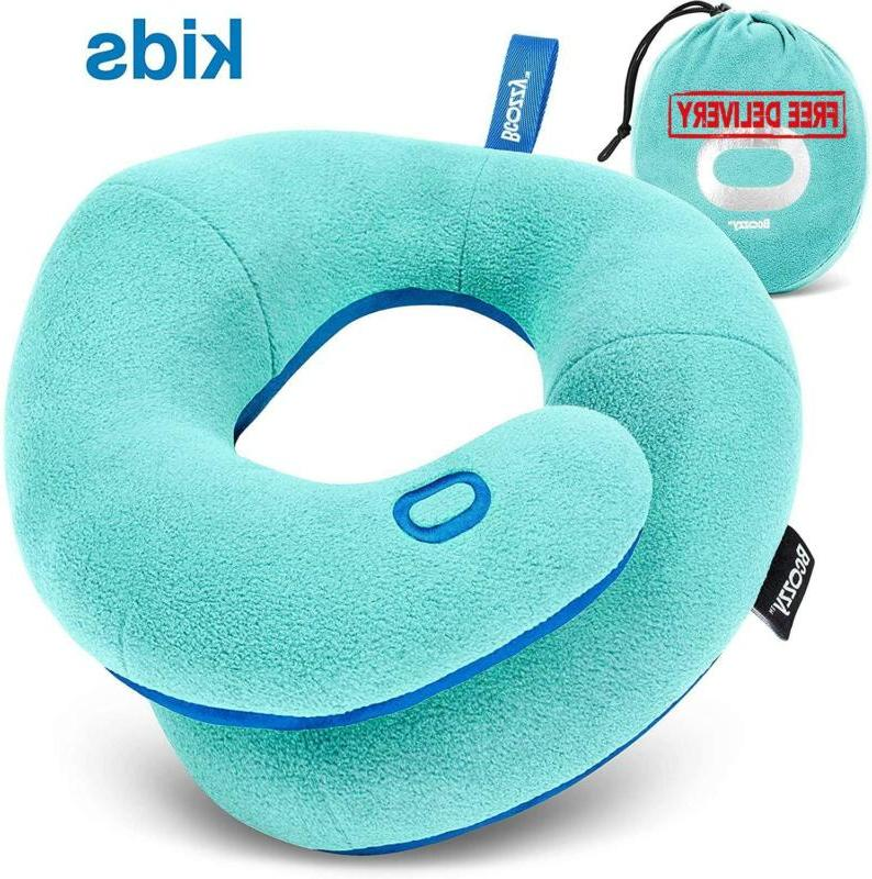 Bcozzy Kids- Travel Pillow- Supports Child'S Head, Neck, And